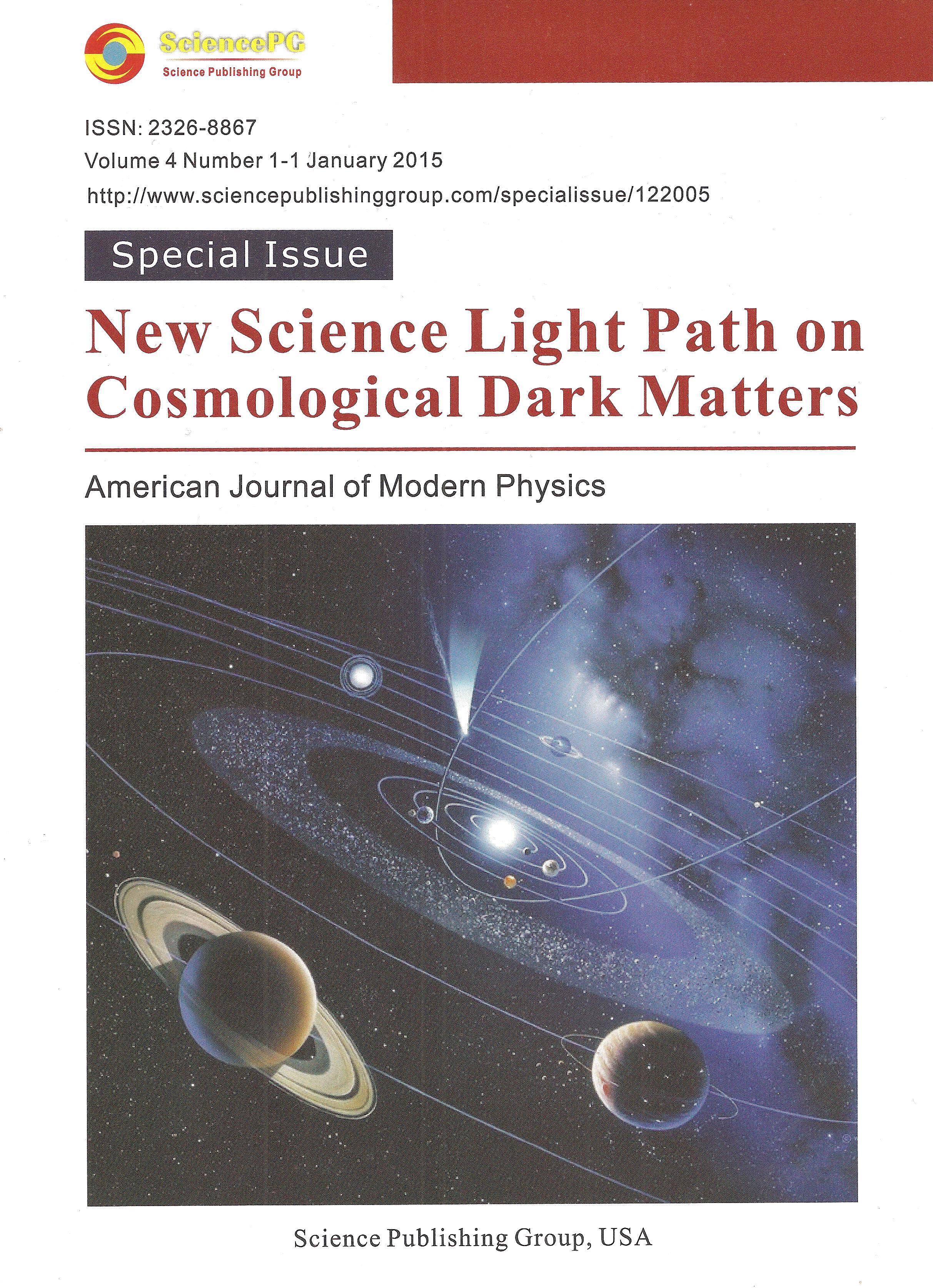 2015 American Journal of Modern Physics
